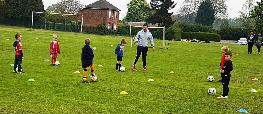 Hull Football Coaching For Kids